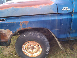 1979 Ford pickup cab and clip Kawartha Lakes Peterborough Area image 4