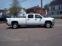 2014 Chev. Silverado 2500 LT Crew Cab-Long Box # 908