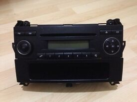 2007 Mercedes Benz Sprinter Stereo CD Player Radio