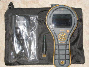 Protimeter MMS2 Moisture Meter w/softcase and manual