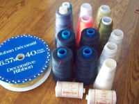 cone sewing thread and seam bindings for sale