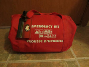 Car Roadside Emergency Kit with Jumper Cables