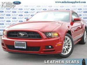 2013 Ford Mustang V6 Premium  RWD, Low Mileage