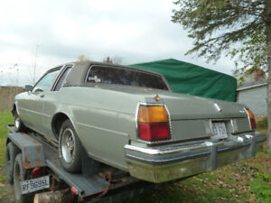1984 Delta 88 Oldsmobile