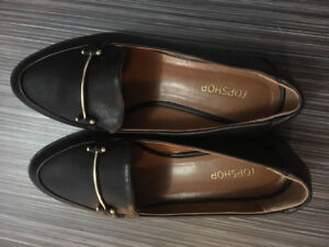 Brand new Topshop loafers women's shoes