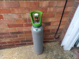 Co2 welding gas cylinder