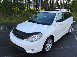 2008 Toyota Matrix XR, FULL, TOIT, CRUISE, AC, MEC A1
