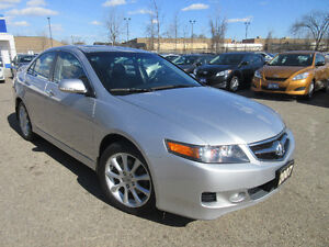 2007 Acura TSX-CLEAN CARPROOF!! 6 MONTH WARRANTY!! $8,990