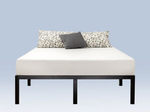 Zinus 14 inch bed frame new