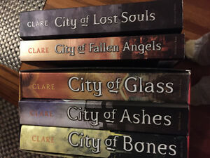 Mortal Instruments series