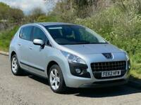 2012 Peugeot 3008 1.6 e-HDi Active EGC 5dr SUV Diesel Automatic