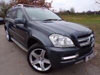 2011 Mercedes Benz GL Class GL350 CDI BlueEFFICIENCY [265] 5dr Tip Auto 21in ...