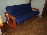Upscale Futon and mattress for sale