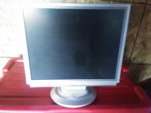 Square lcd monitor