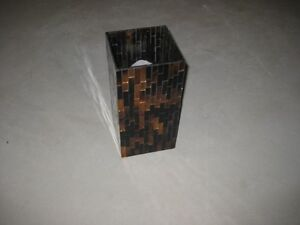 Party Lite Candle Holder w/ Candle - $20.00 obo Kitchener / Waterloo Kitchener Area image 1