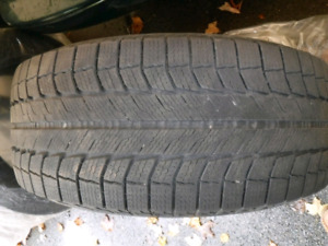 255 55 18 Michelin X-Ice Winter Tires