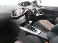 2017 Peugeot 308 Allure Ss 1.2 5dr 5 door Hatchback