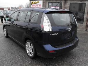 2010 MAZDA 5  LOADED  SUNROOF  3RD ROW SEATS  A MUST SEE Windsor Region Ontario image 7