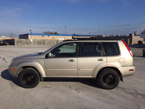SELLING AS IS: 2005 Nissan X-trail SUV, Good Condition MUST SELL