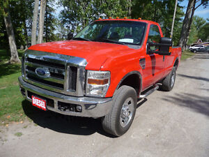 2008 Ford F-350SD XLT 6.4L DIESEL 4 X 4 $138 Weekly* Peterborough Peterborough Area image 3