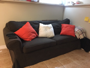 Couch with pull out bed! NEED GONE TODAY!!