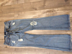 Women's Fox Jeans Size 1 (25 inch waist)