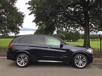 2014 14 BMW X5 3.0 XDRIVE30D M SPORT 5D AUTO 255 BHP DIESEL
