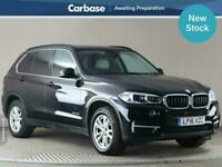 2016 BMW X5 sDrive25d [231] SE 5dr Auto - SUV 5 Seats SUV Diesel Automatic