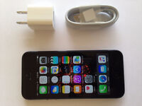 iPhone 5 16Gb black with Mophie Juice Pack