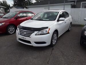 Nissan Sentra 4dr Sdn SV DELUXE 2014