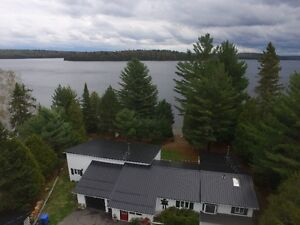 Lakefront Waterfront House Cottage For Sale