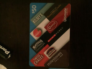 $50 Ultimate Dining Card for $40