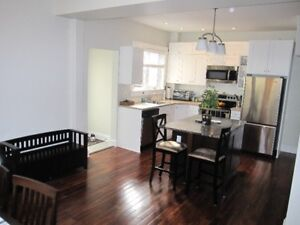 Furnished room + private bath in beautiful home, monthly. Nov 1