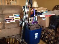 Moving/Yard/Garage Sale! Cheap Prices - Good Quality Items.