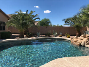 Desert Oasis with Private Heated Pool In Maricopa AZ
