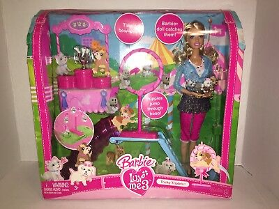 Barbie Luv Me 3 Tricky Triplets Playset new in box M8603 mattel