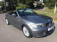 2011 11 BMW 1 SERIES 2.0 120D M SPORT 2D 175 BHP DIESEL