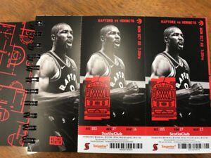 RAPTORS TICKETS – 5 TICKETS FOR EVERY GAME 2018/2019