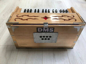 BRAND NEW Indian Harmonium Portable Light Weight