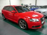 Audi A3 2.0TDI ( 170ps ) quattro Sportback 2010MY Black Edition