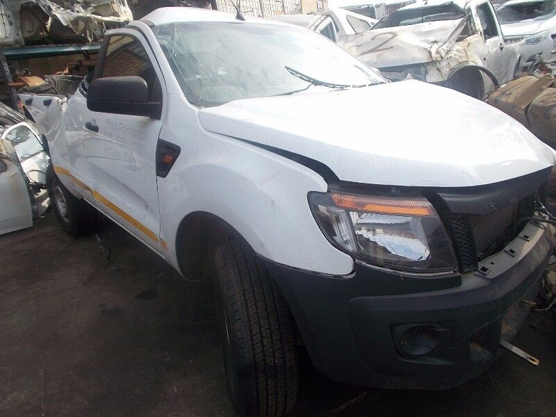 Ford Ranger T6 Ext Cab STRIPPING FOR SPARES AND PARTS