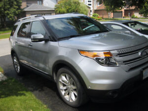 2015 Ford Explorer Limited SUV, Crossover
