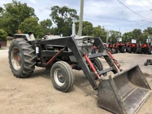 WHITE 1370 Tractor 70HP Diesel with Loader