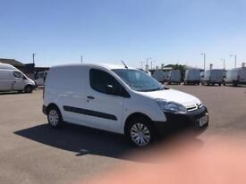 Citroen Berlingo 625 KG 1.6 HDI 75PS BLUE ENTERPRISE VAN DIESEL MANUAL (2017)