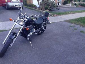 2002 Suzuki Savage  Kingston Kingston Area image 3