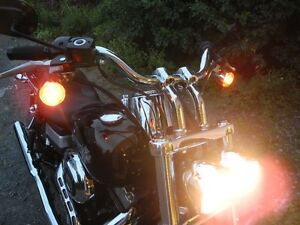 2009 Harley Davidson Fat Bob ,Low Klm ,Immaculate Cond ,Extras