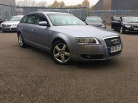 Audi A6 2.0 TDI SE TDV - Superb One Owner German Estate - Fantastic Car