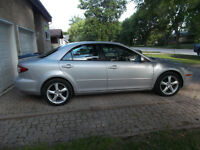 2005  Mazda Mazda6., Loaded, Safety, $3995.00,Trades Welcome