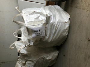 Industrial bags for landscape materials or debris