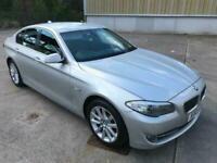 2012 BMW 5 Series 520d SE SALOON Diesel Manual